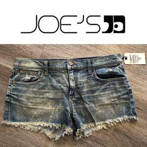 JOE'S JEANS SHORTS - PADMA - SIZE 30